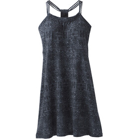Prana Pristine Dress Dame black mosaic